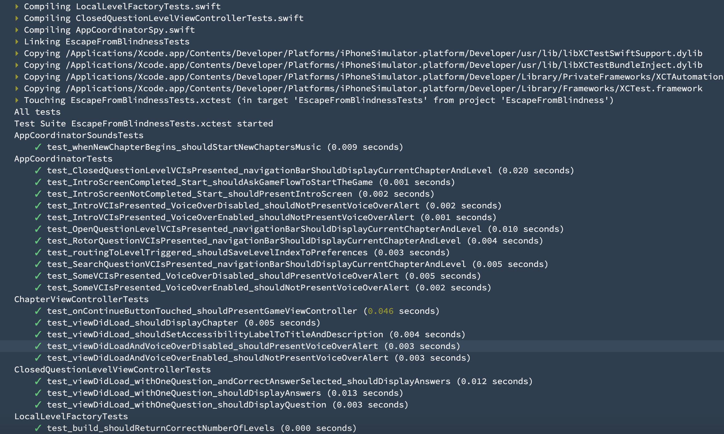 Bitrise continuous integration tool pipeline logs